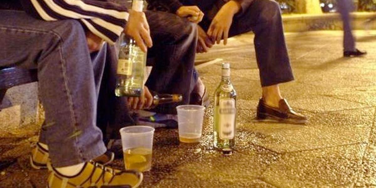 En firme, la sentencia sobre consumo de alcohol y drogas en lugares públicos