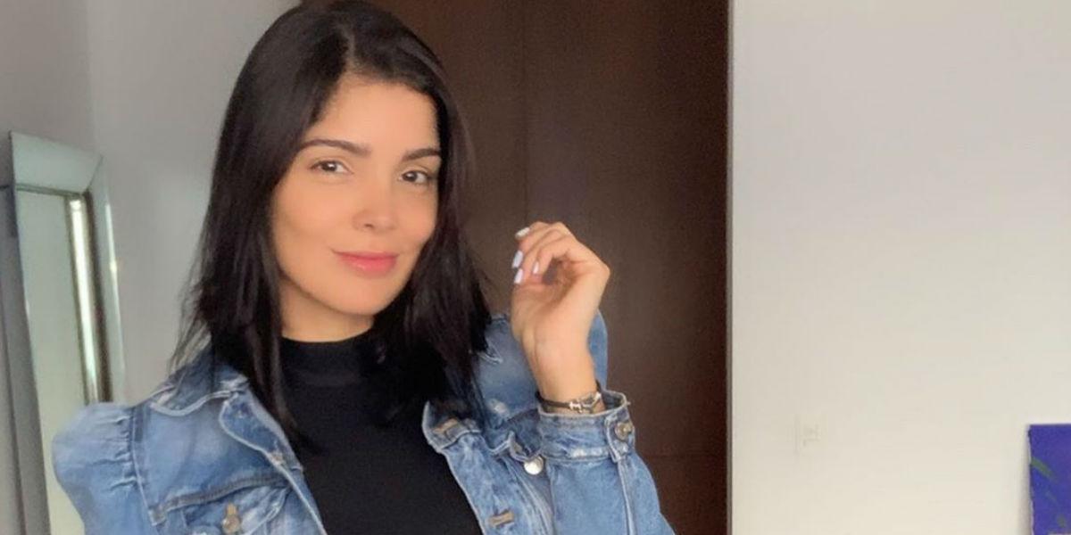 """""""Garruda, patiseca y fea"""", así se describe Andreina Fiallo al revelar sus viejas fotografías"""