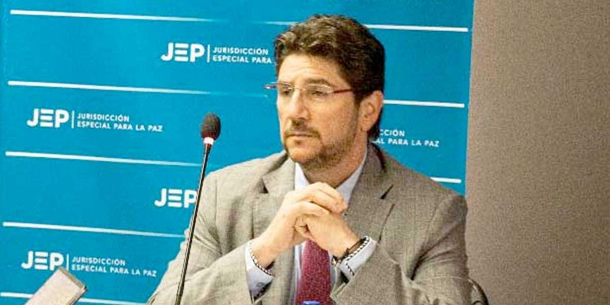Ante la JEP, David Char reconoce relación con el paramilitarismo y dice que se arrepiente