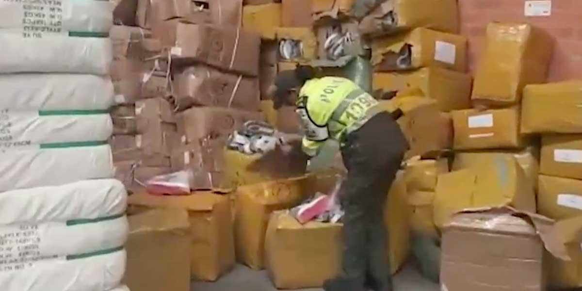 Así ocultan la mercancía los contrabandistas para evadir inspecciones aduaneras
