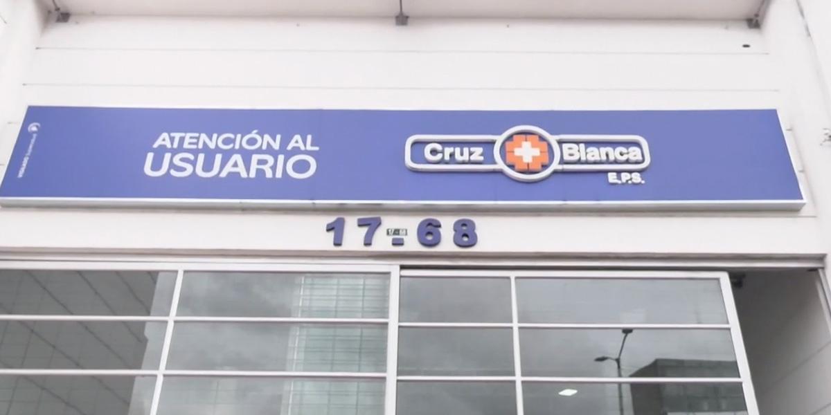 Usuarios de Cruz Blanca EPS se quejan porque no les entregan medicamentos