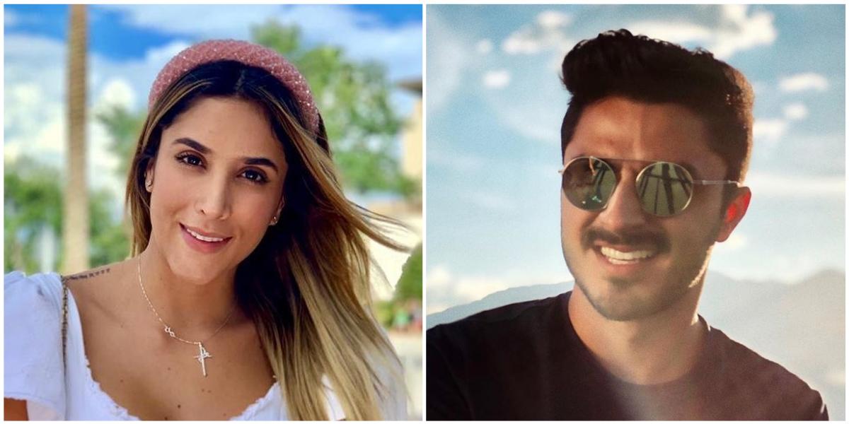 El criticado apodo que Daniela Ospina le tiene a su novio