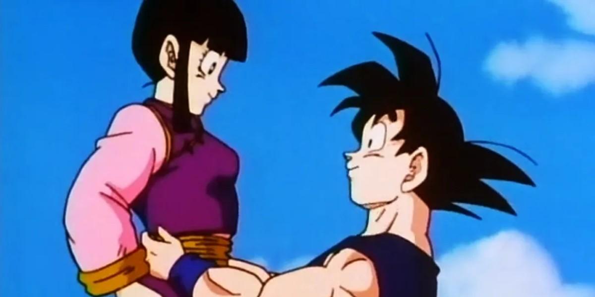 La curiosa razón por la que censuran los besos en Dragon Ball Z