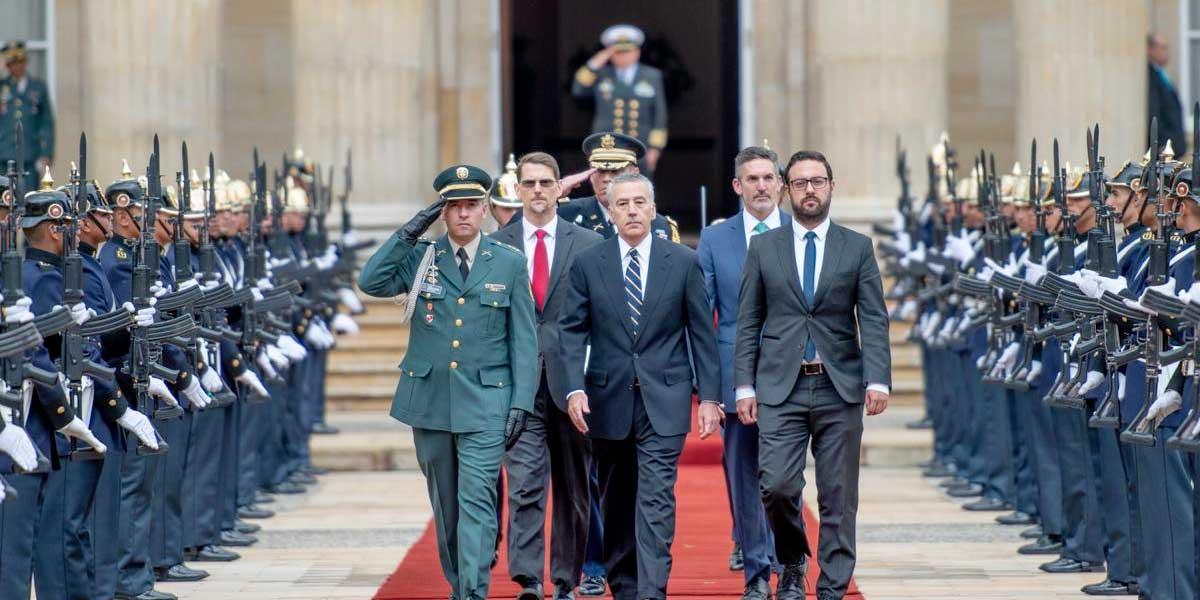 Nuevo embajador de Estados Unidos en Colombia presentó credenciales ante Duque