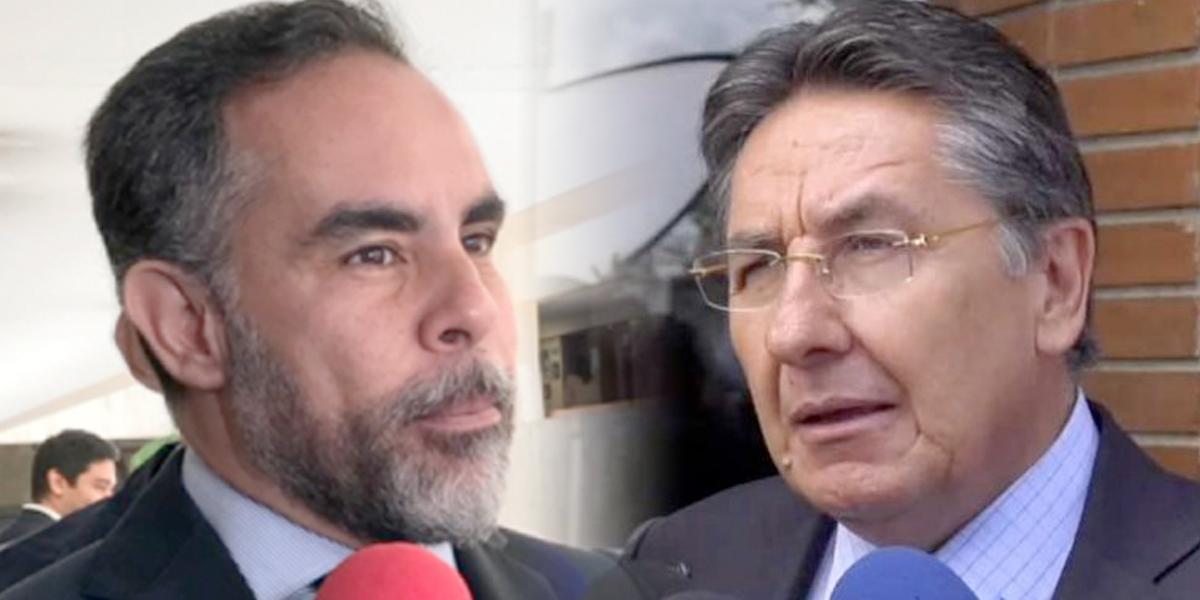 Senador Benedetti y exfiscal Martínez llegan a conciliación