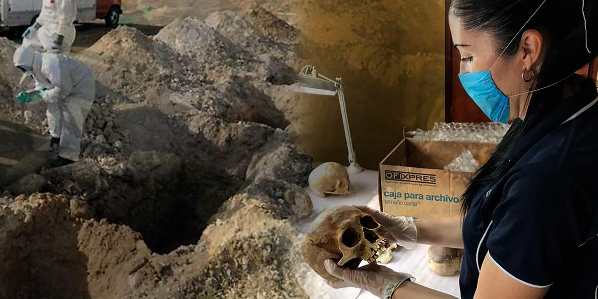 Investigación comprobó que los cadáveres «se mueven» hasta un año después de la muerte