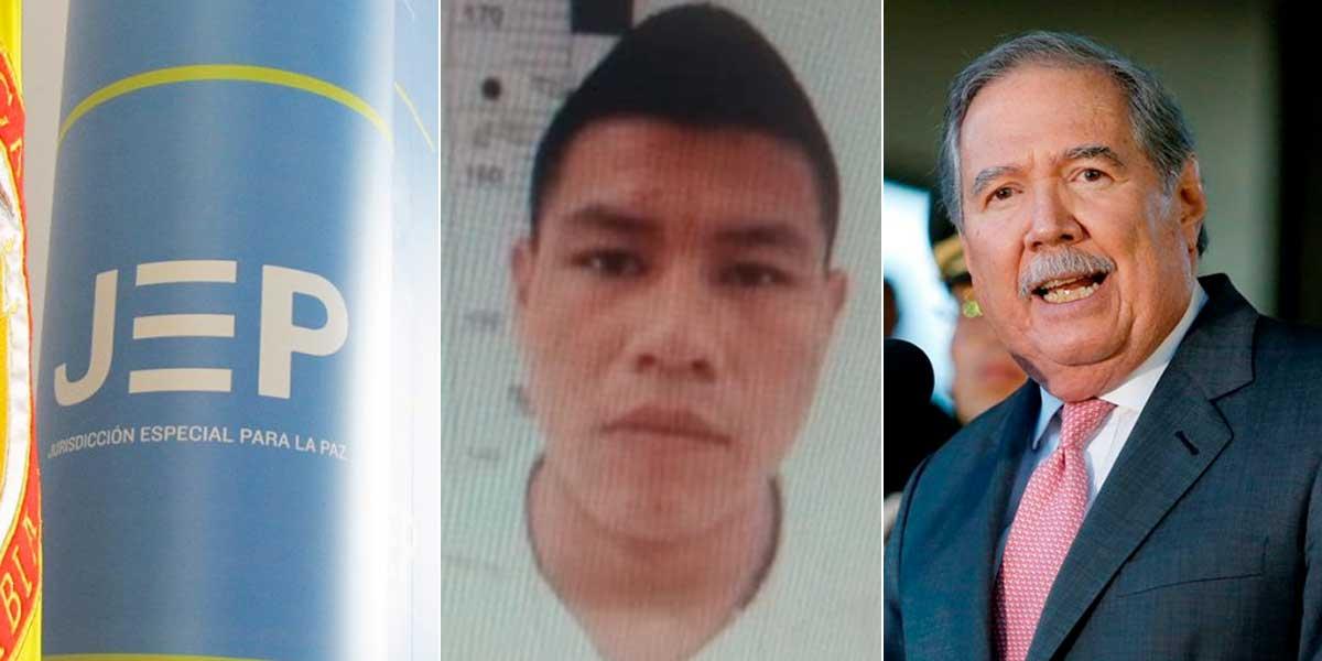 La JEP da cinco días a MinDefensa para entregar pruebas que relacionan a 'Mayimbú' con masacre de Suárez, Cauca