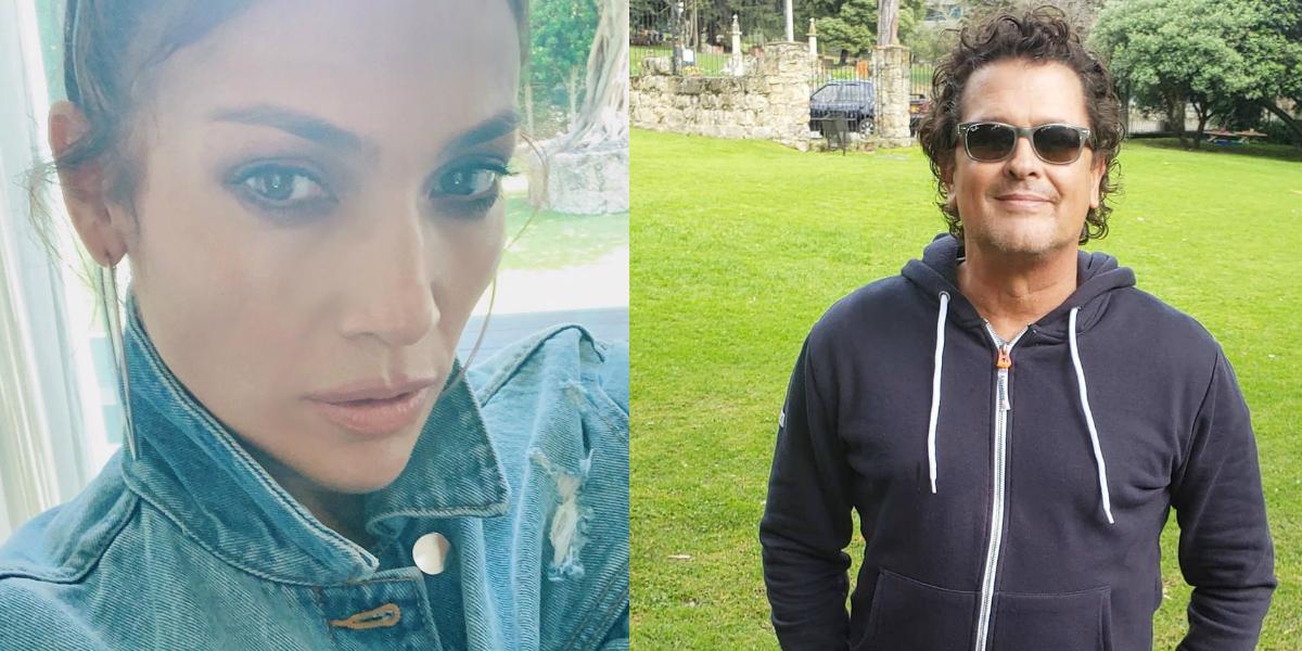 ¿Carlos Vives y Jennifer López harán una colaboración?