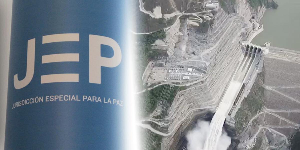 La JEP realizará una audiencia por desapariciones en la zona de influencia de Hidroituango
