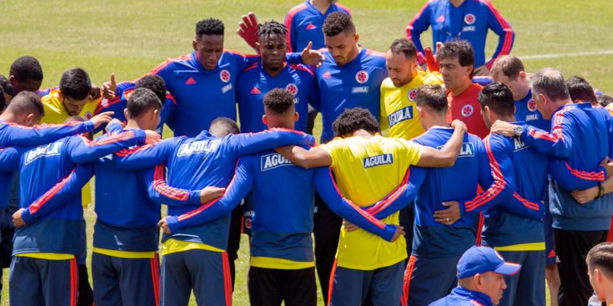Esta será la posible alineación de Colombia vs. Brasil