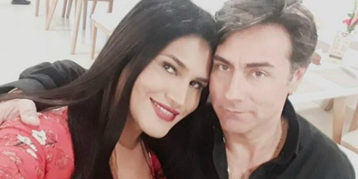 Al actor Mauro Urquijo y a su esposa trans los robaron en su matrimonio