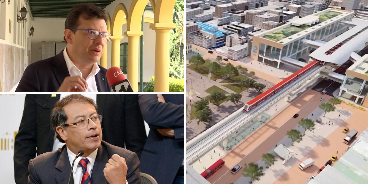 Por 45 presuntas irregularidades, piden la renuncia del gerente de la empresa Metro