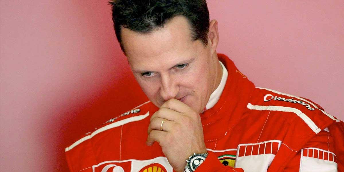 Habló el médico que atendió a Michael Schumacher hace 20 días en París
