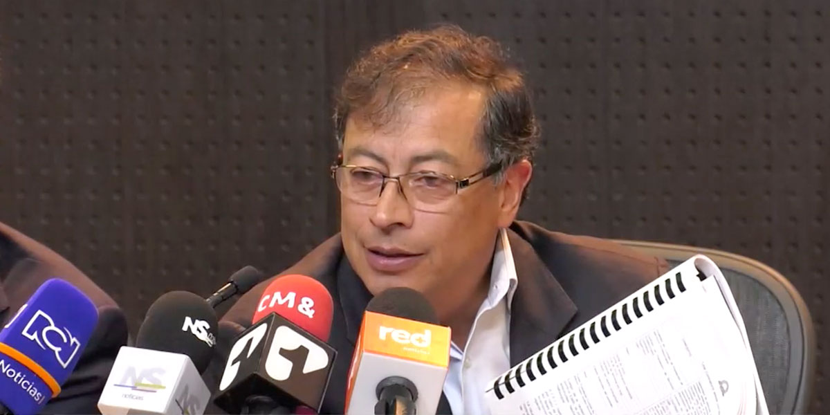 Petro revela informe de auditoría realizado por la Contraloría a la empresa Metro