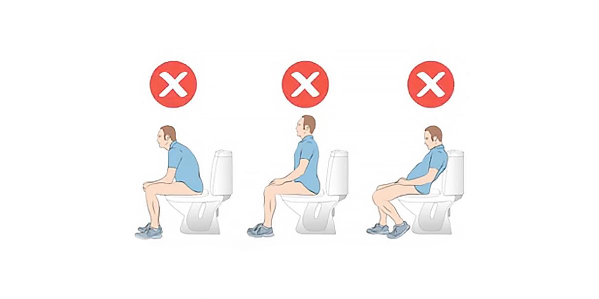 La ciencia lo dice: nos estamos sentando mal para ir al baño y ese error afecta nuestra salud