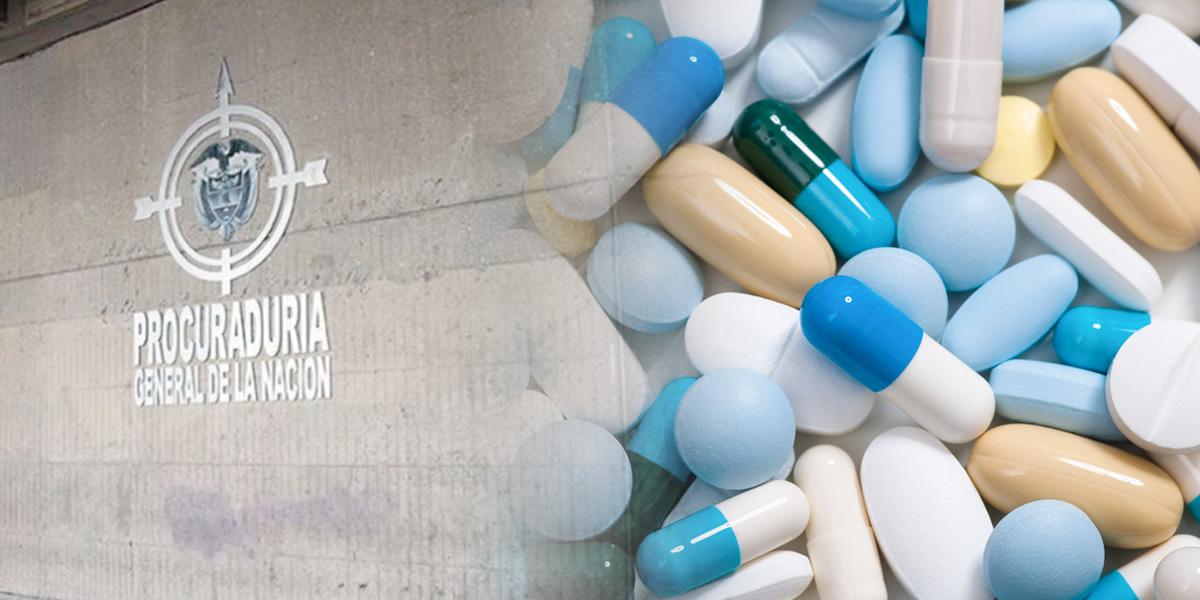 Procuraduría denuncia abusos con precios de medicamentos que las EPS recobran al sistema de salud