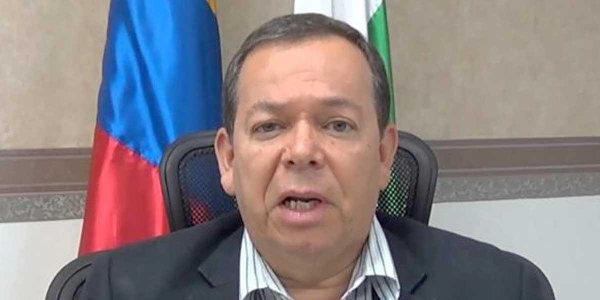 Juez le dio detención domiciliaria a exsubcontralor de Antioquia, Rubén Darío Naranjo