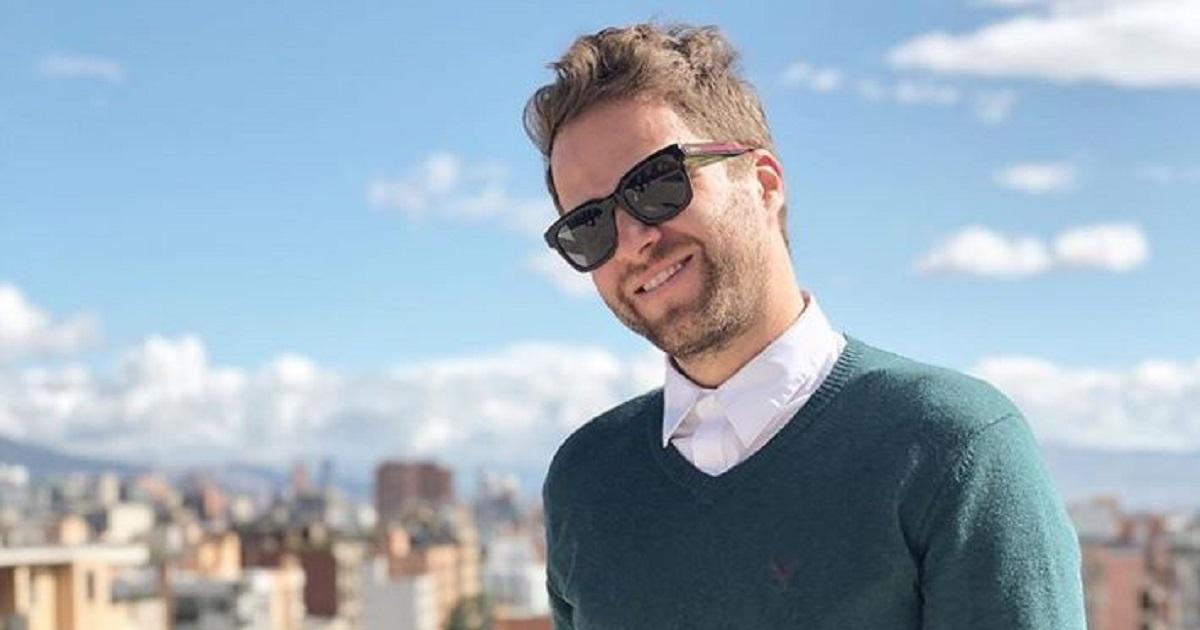 Sebastián Yepes habla de las críticas que recibió en redes por su nueva pareja