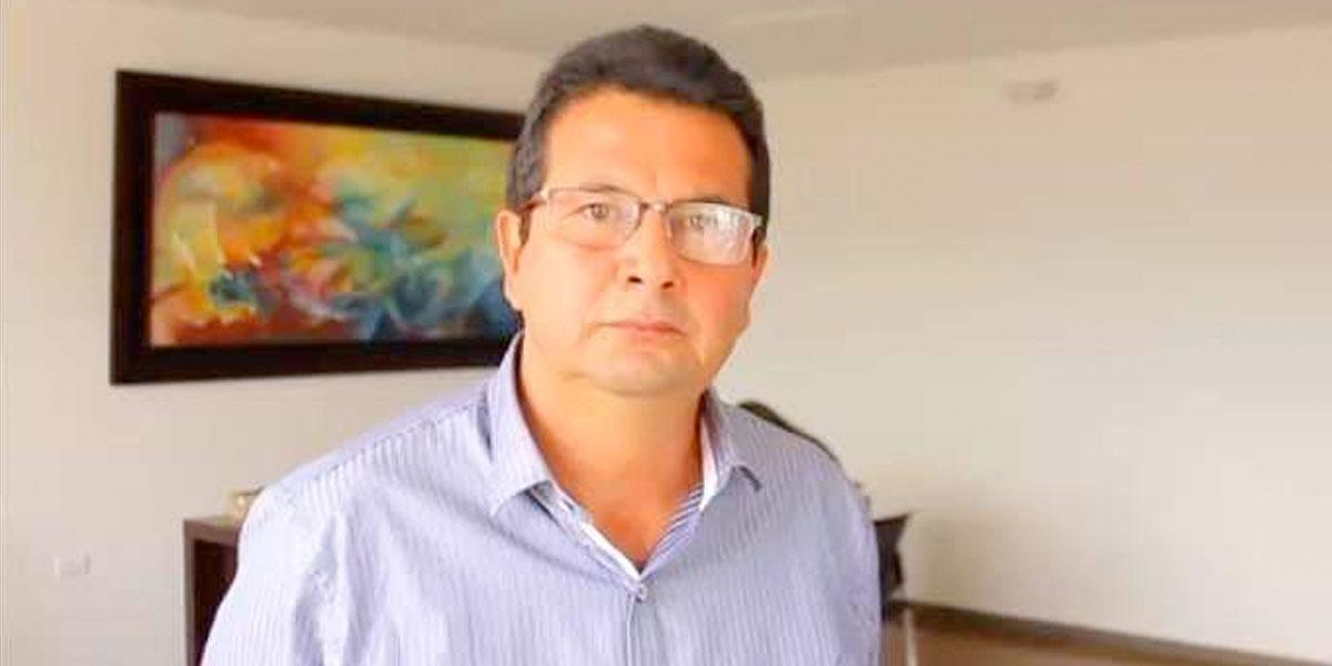 Fiscalía acusó al alcalde de Pitalito, Huila, como determinador del homicidio de un líder social