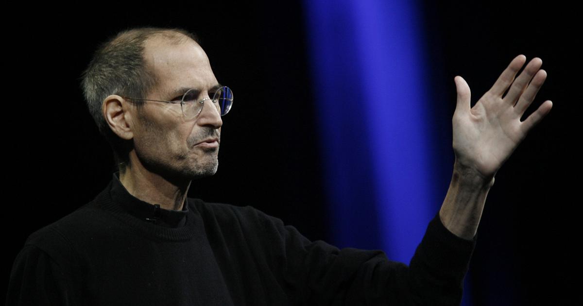 ¿Steve Jobs está muerto? Revelan foto que comprobaría que vive