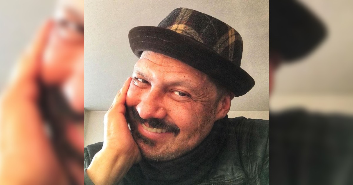 Actor Santiago Rodríguez revela quién fue el donante que le salvó la vida