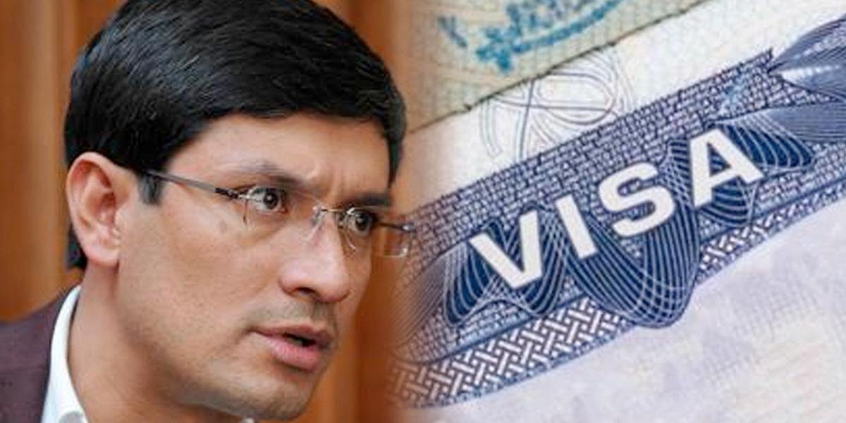 Estados Unidos revocó la visa del gobernador de Nariño, Camilo Romero