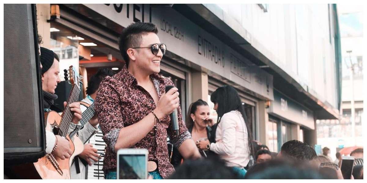 El cantante Alán Ramírez habla sobre su divorcio