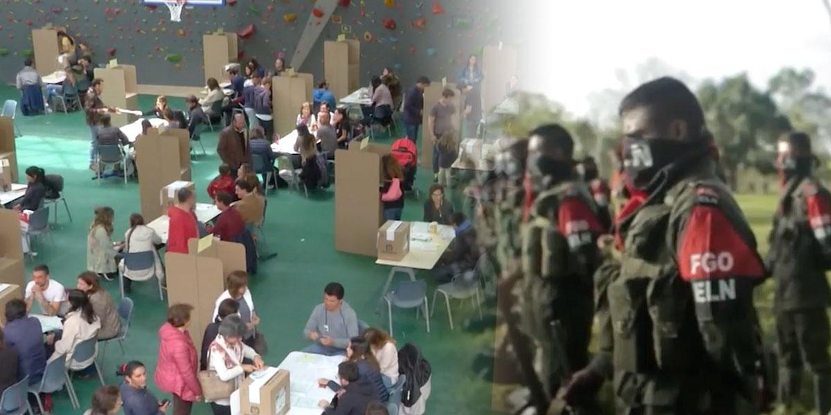 Más de 400 municipios en riesgo electoral por la presencia de grupos armados ilegales