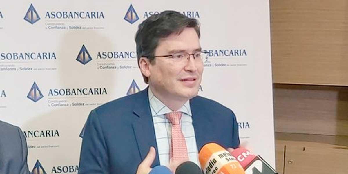 """""""Caída de la Ley de Financiamiento sería una mala señal para inversionistas"""": Asobancaria"""