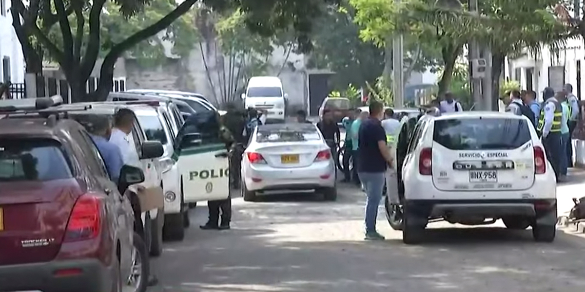 Autoridades investigan un presunto atentado contra la directora seccional de la UNP en Cali