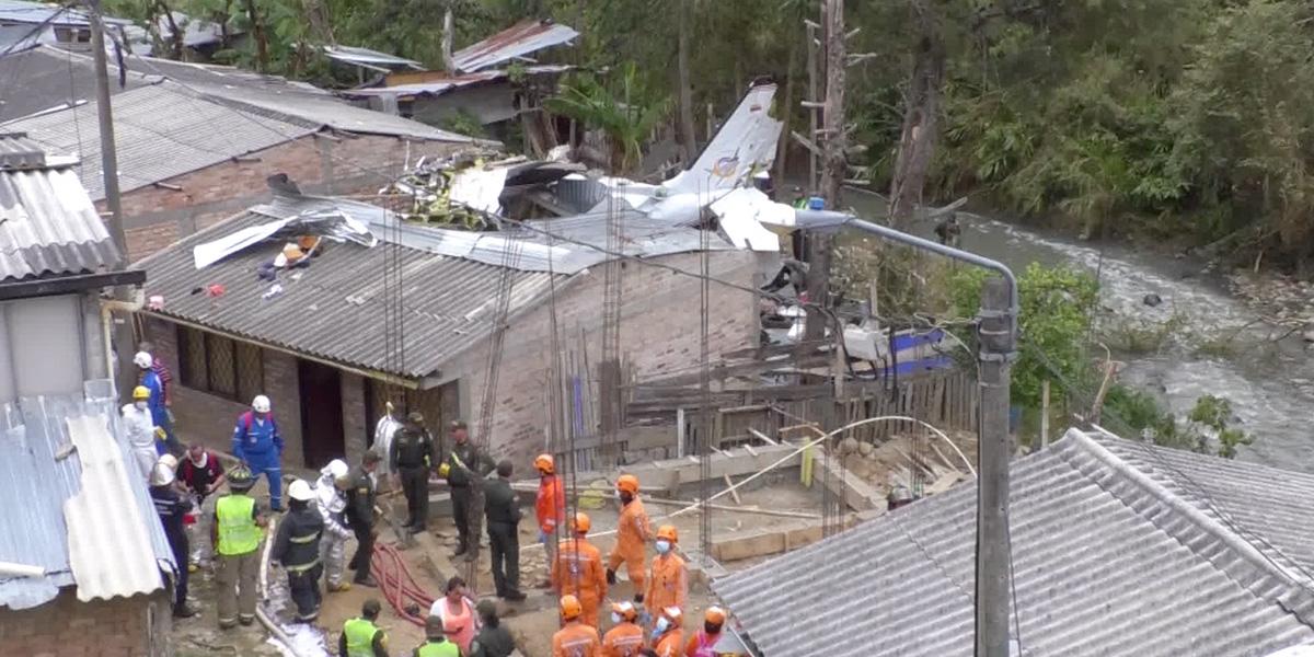 Trágico accidente en Popayán dejó siete personas muertas