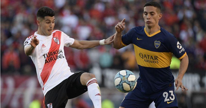 Boca y River igualaron sin goles en un Superclásico sin muchas emociones en el Monumental