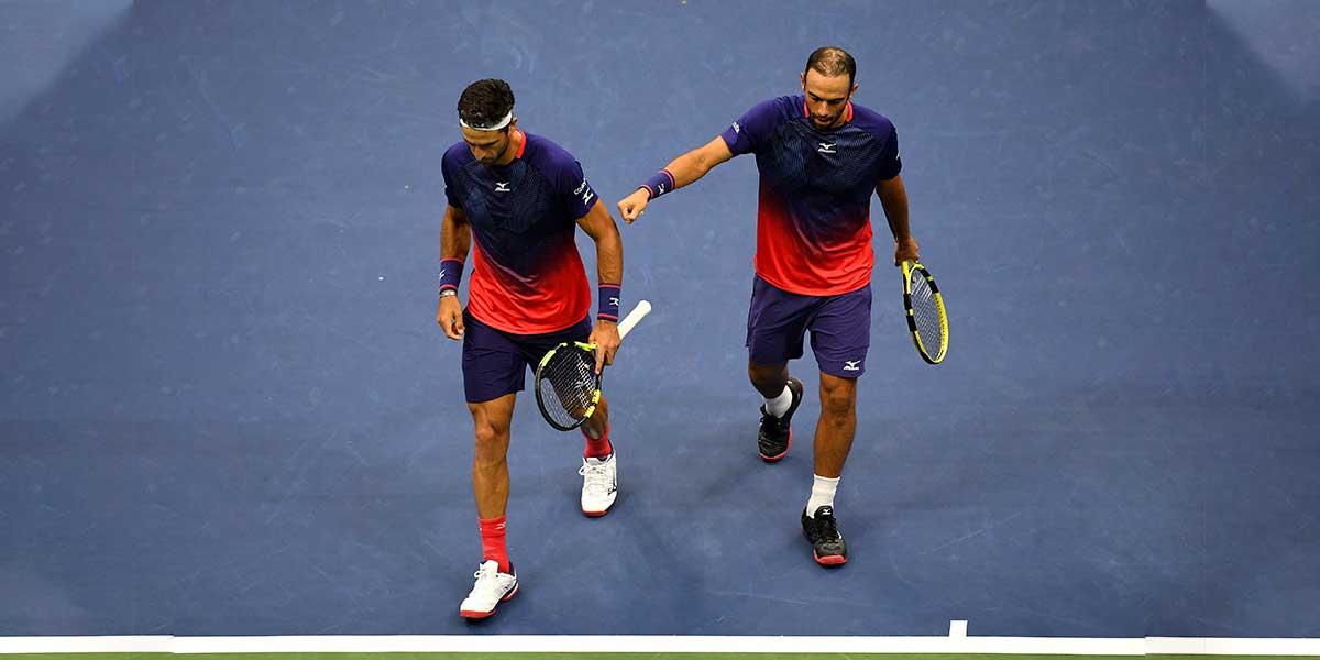 Cabal y Farah representarán a Colombia en finales de la Copa Davis