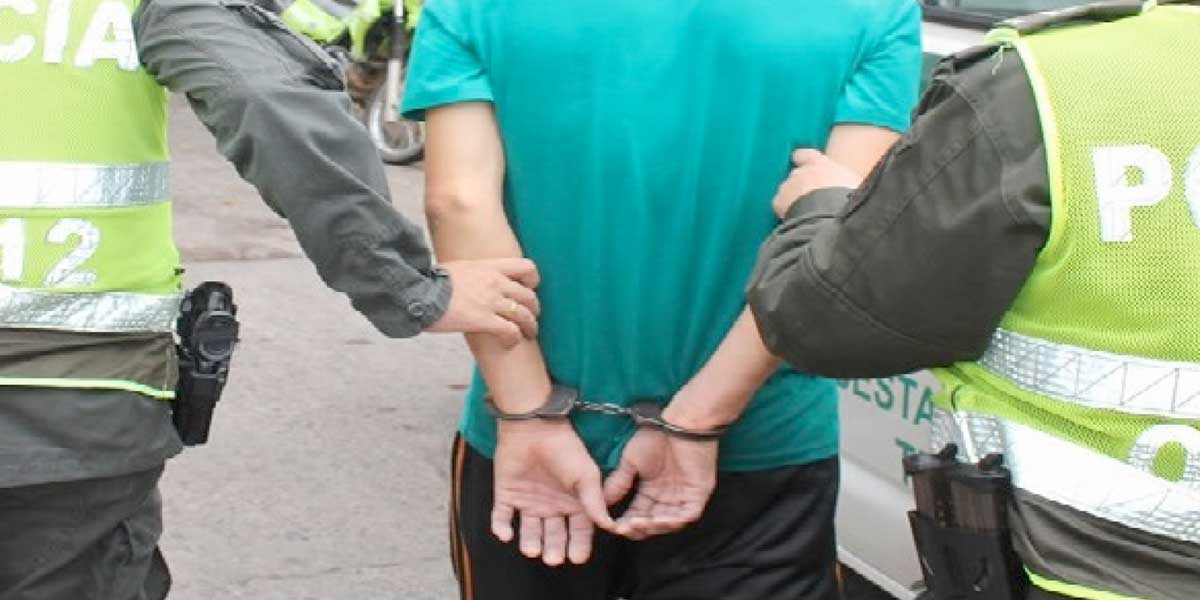 Desarticulan red de narcomenudeo que delinquía en entornos universitarios del norte de Bogotá