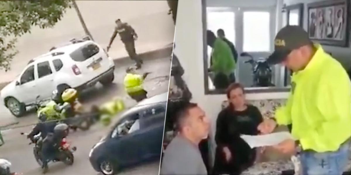 Cayó banda sindicada de hurto a joyerías y de la muerte de un intendente en Ciudad Bolívar