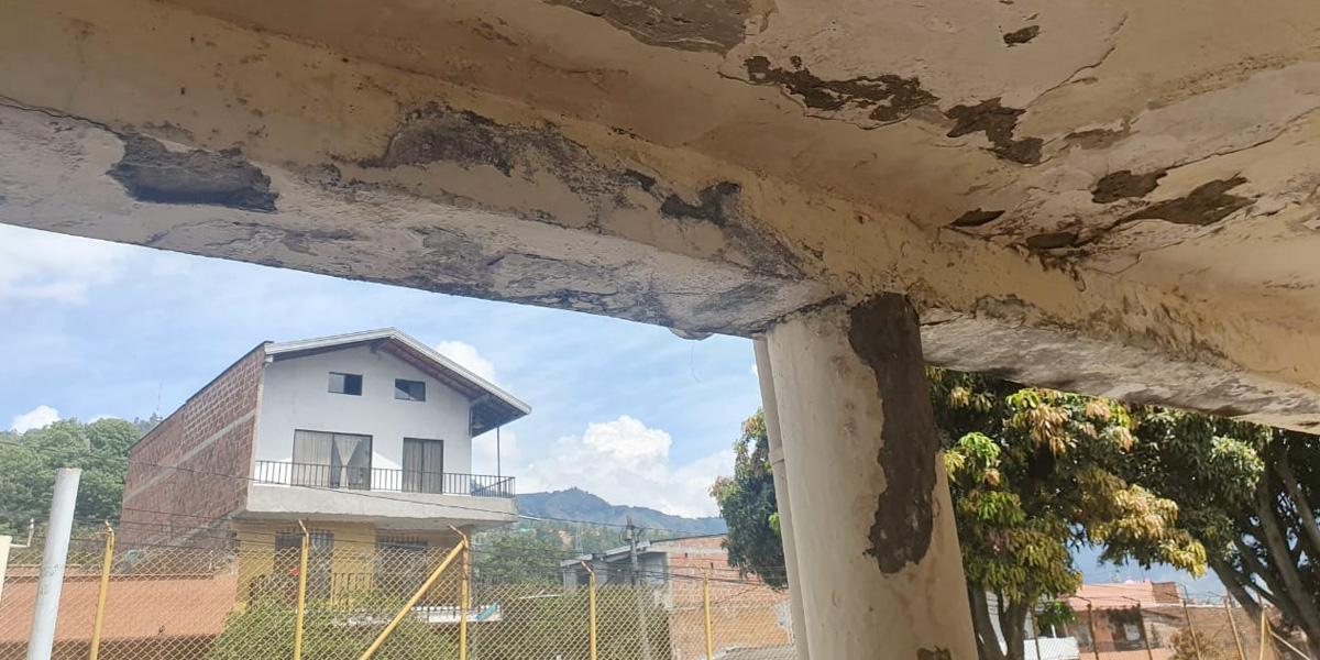 Colegios en Antioquia se caen a pedazos por incumplimiento de obras