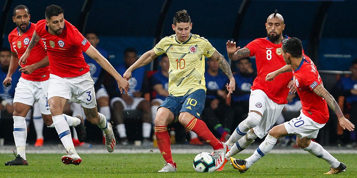 Colombia y Chile ya tienen fecha y lugar para el próximo amistoso de octubre