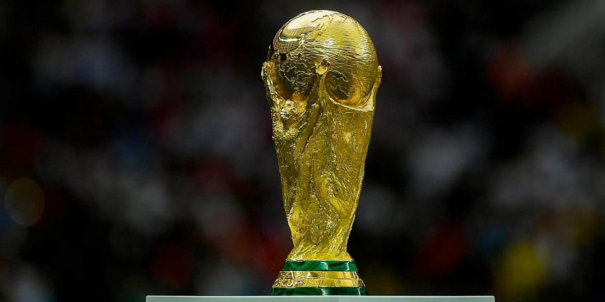 ¡Es oficial! La Fifa presenta el emblema de Qatar 2022
