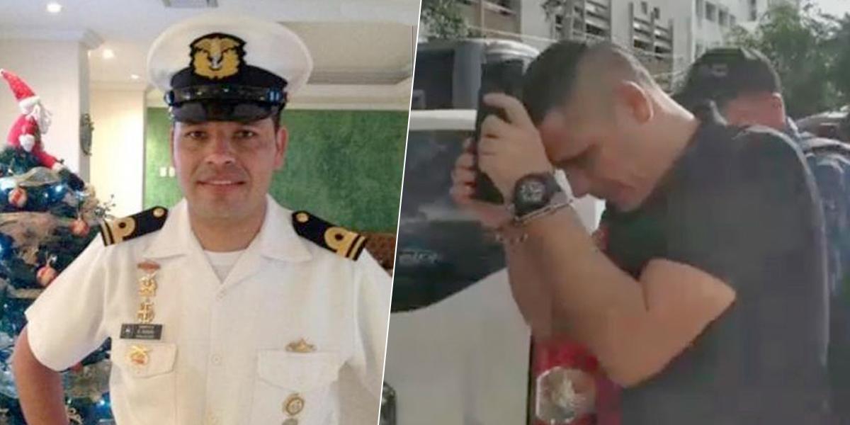 Ratifican condena a Capitán de la Marina (r) que abusaba de menores y luego las obligaba a tatuarse