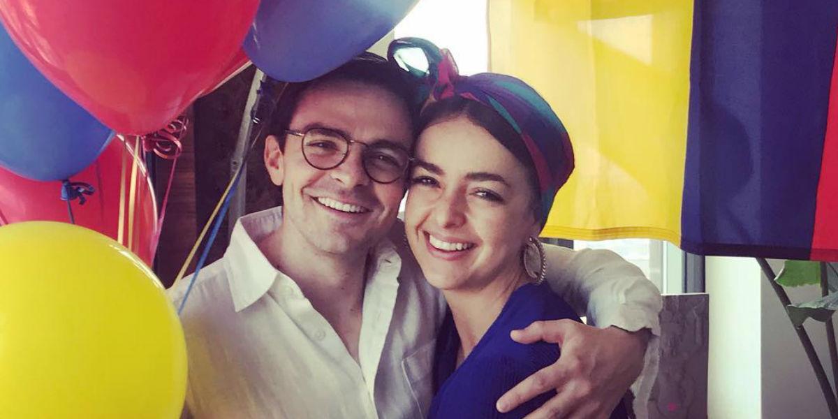 ¿Qué es la vida de la actriz Maria Cristina Pimiento, novia del hijo de Óscar Iván Zuluaga?