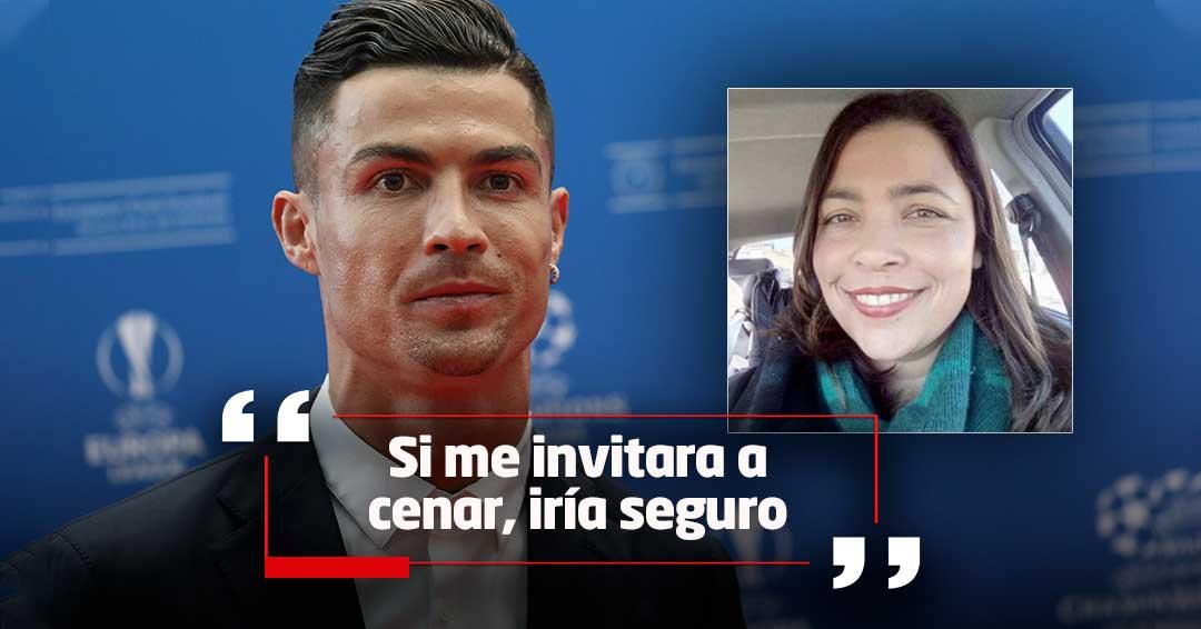 Aparece la mujer que le regalaba hamburguesas a Cristiano Ronaldo cuando no tenía para comer