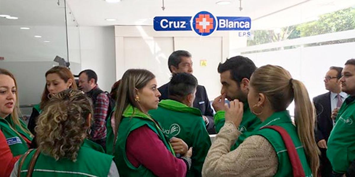 El drama que viven los afiliados de la EPS Cruz Blanca