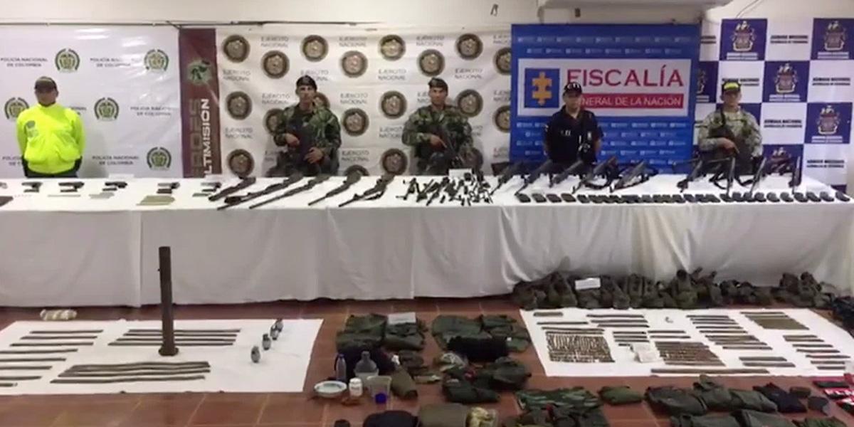 Narcotraficantes 'invisibles' financian al ELN en Cumaribo, Vichada