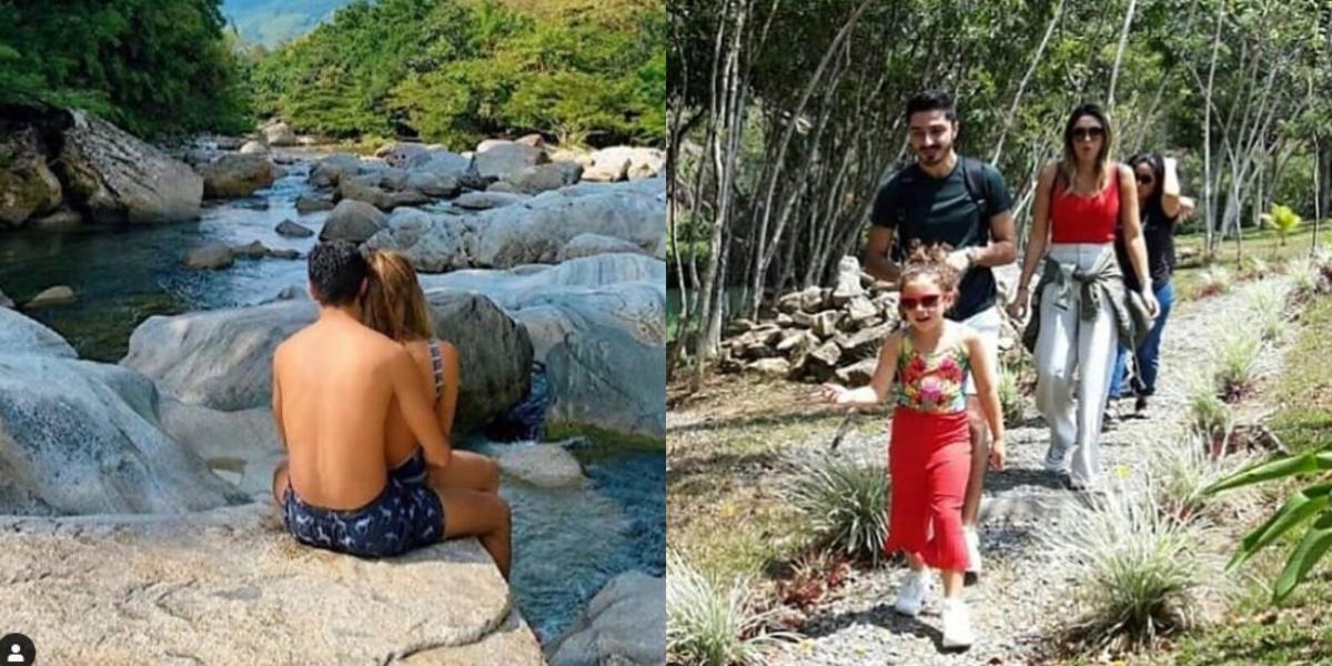 «Te amo», novio de Daniela Ospina y su inesperada confesión