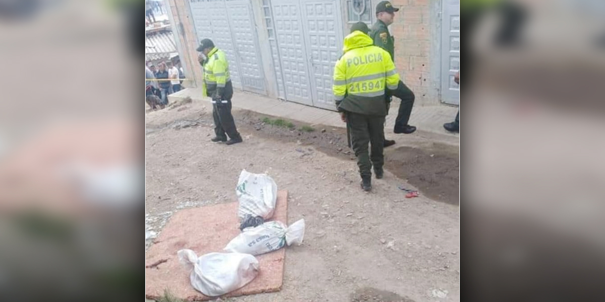 Se conocen nuevos detalles del séptimo cuerpo desmembrado en el barrio Verbenal de Ciudad Bolívar