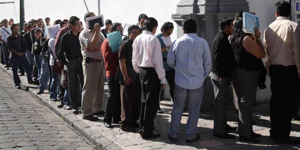 El desempleo en Colombia subió 1.6 puntos porcentuales en agosto