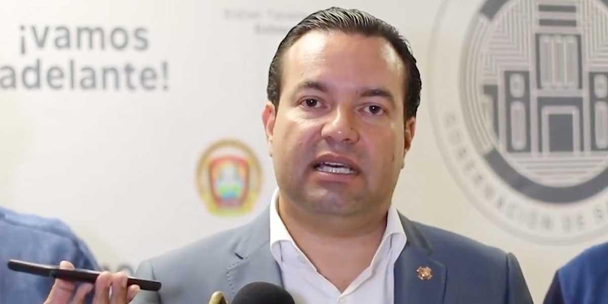 Citan a audiencia de imputación de cargos al gobernador de Santander, Didier Tavera