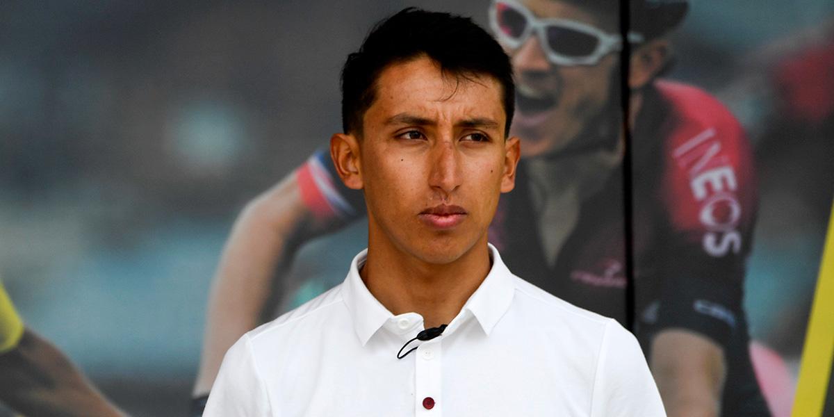 Egan Bernal renuncia al Mundial de ciclismo