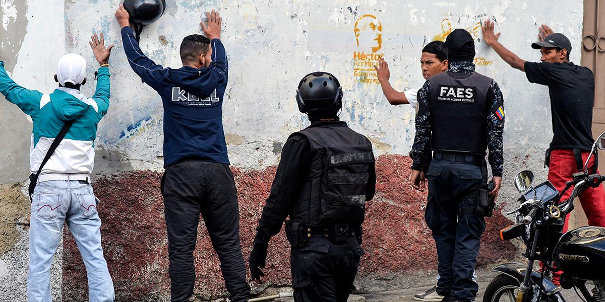 Se han presentado 18.000 ejecuciones extrajudiciales del régimen Maduro, según HRW