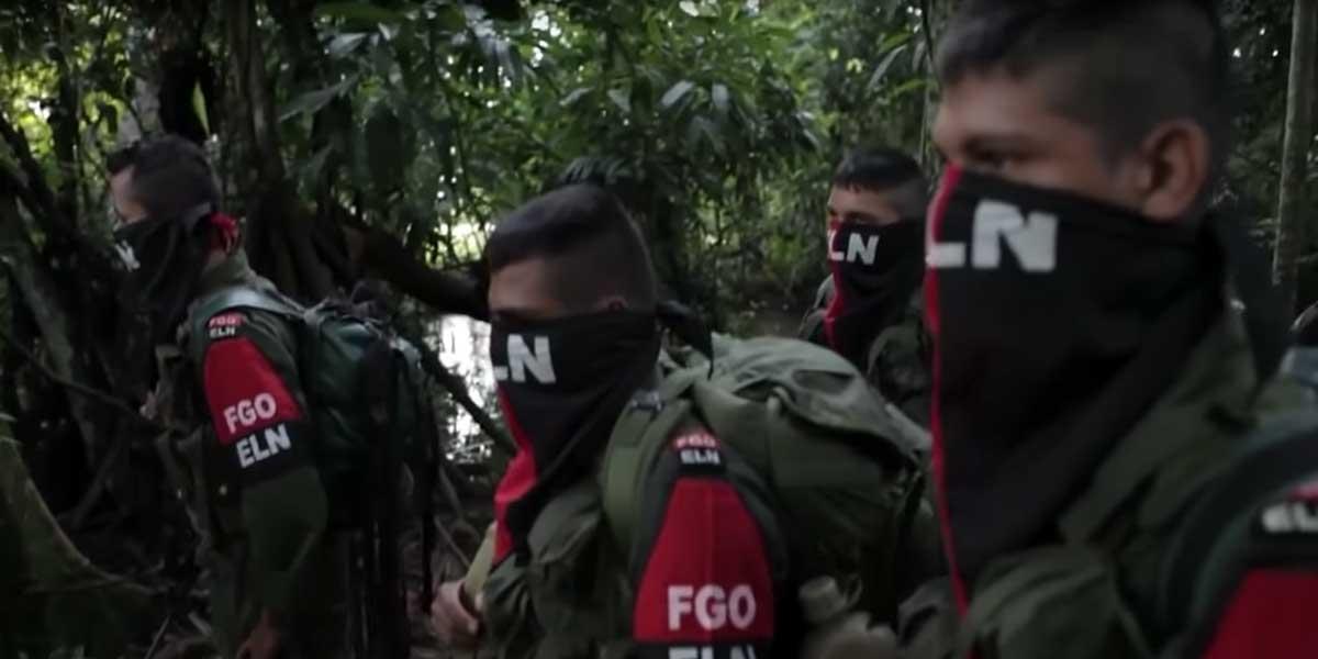 Gobierno revela más pruebas de apoyo del régimen venezolano al ELN